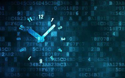 computer time clock