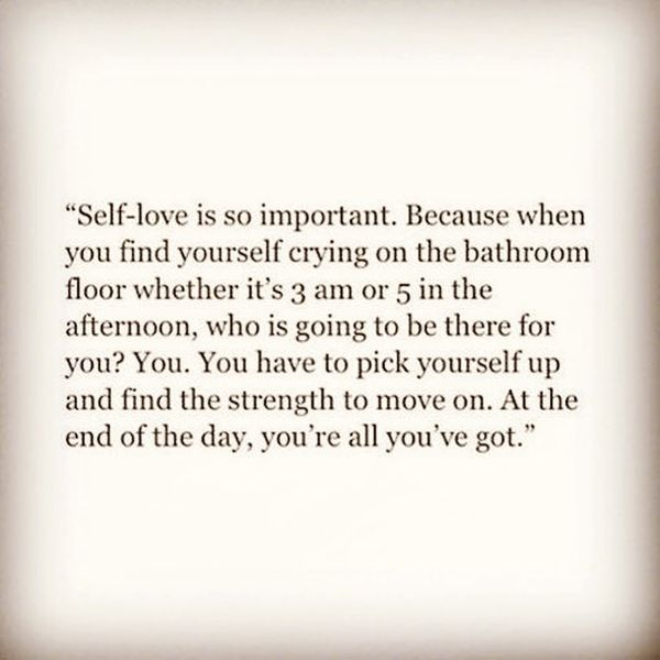 Cool Self Love Quotes