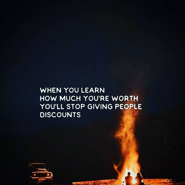 Awesome Self Worth Quotes