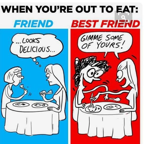 If you eat ...