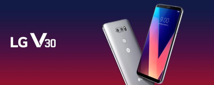 LG V30 Bluetooth Pairing