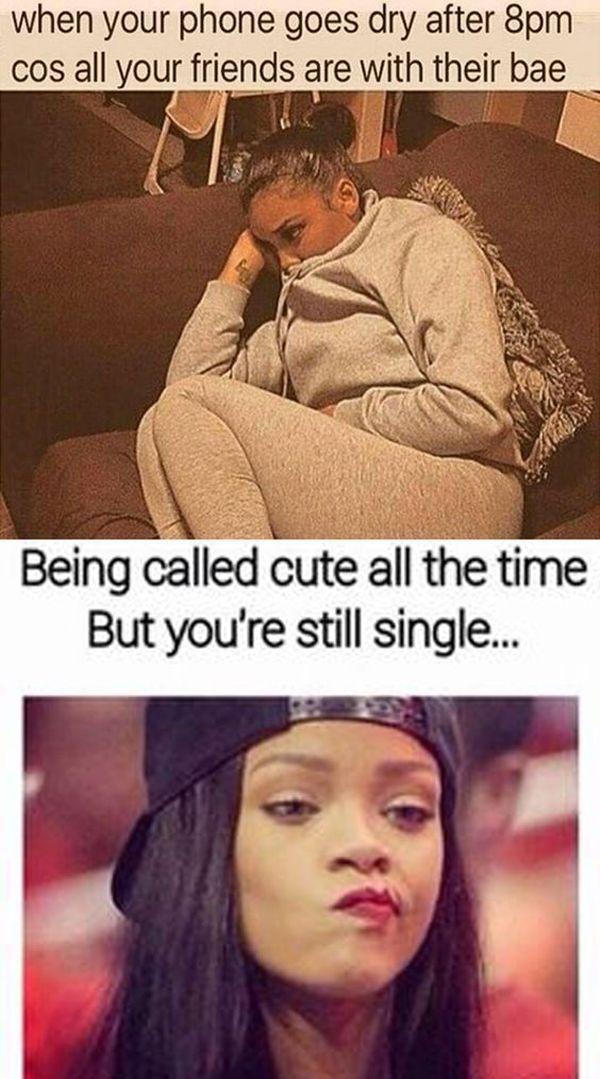 Incredible single memes