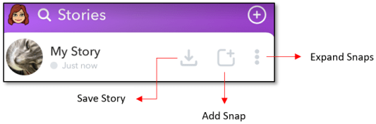 How To Delete an Entire Snapchat Story