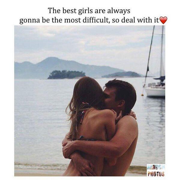 Gorgeous couples meme