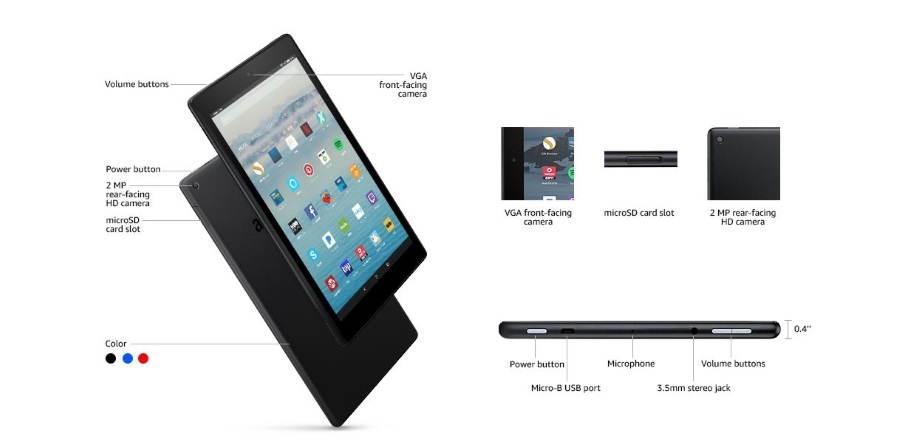 How to turn off voice on my amazon fire tablet
