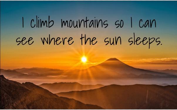 96 Bildunterschriften für einen wunderschönen Sonnenuntergang