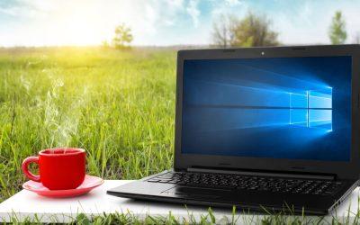 windows 10 remote laptop