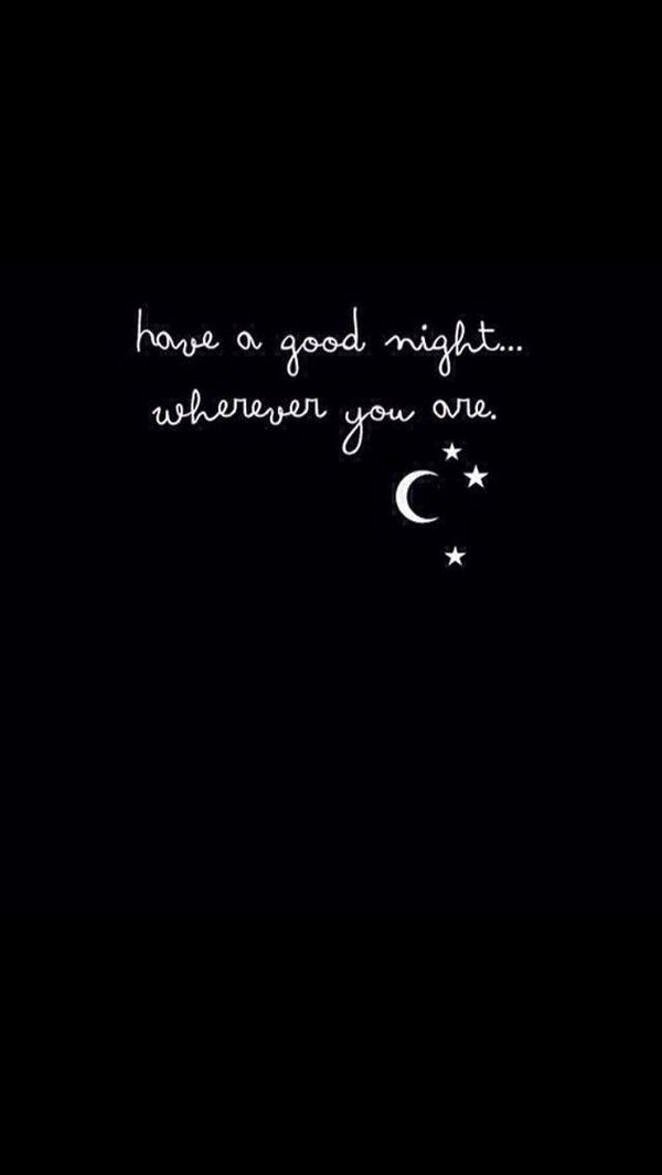 Сute Goodnight Text Messages and Quotes for Her