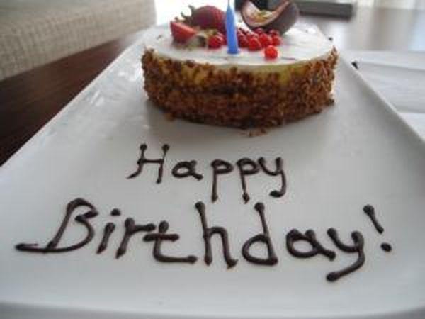 Best delicious happy birthday meme instead of delicious cake