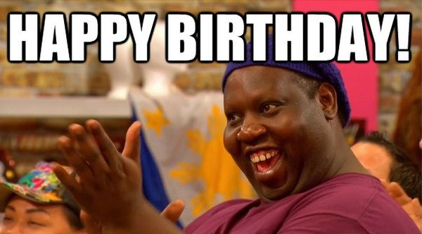 Awesome funny happy birthday meme for everyone
