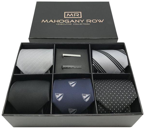 Luxury Men's Necktie Collection