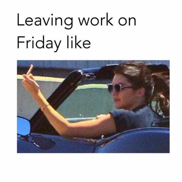 Интересно уйти с работы как мем