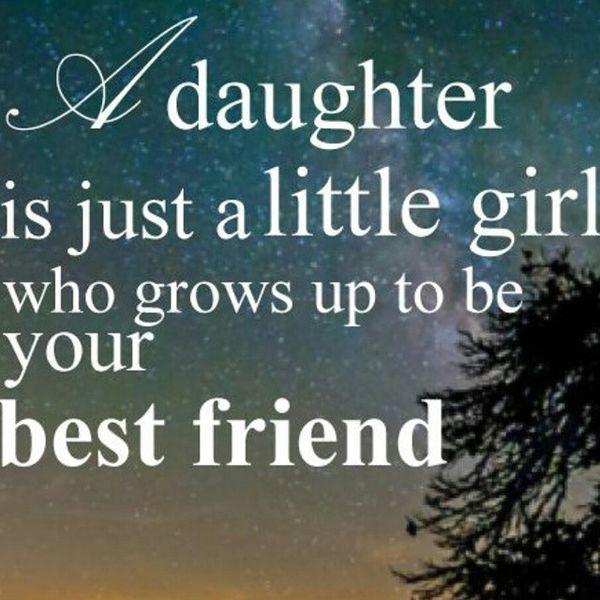 bond between mother and daughter 1