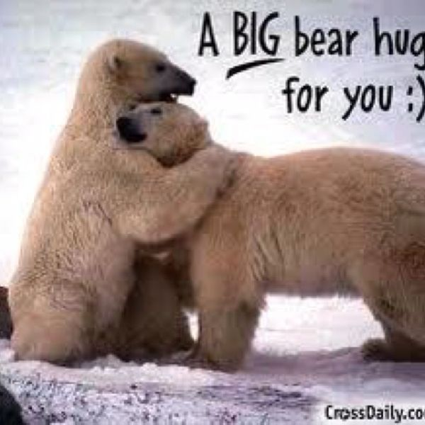 Sincere Hug Memes For People You Love