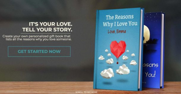 100 Reasons Why I Love You & I Love You Because Quotes List