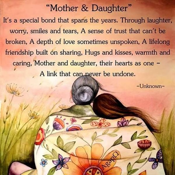why mother daughter relationships are important