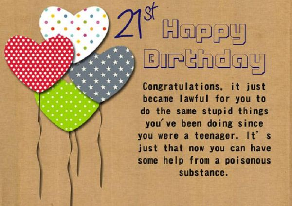 Best Ideas of Happy 21st Birthday Images for Her 3