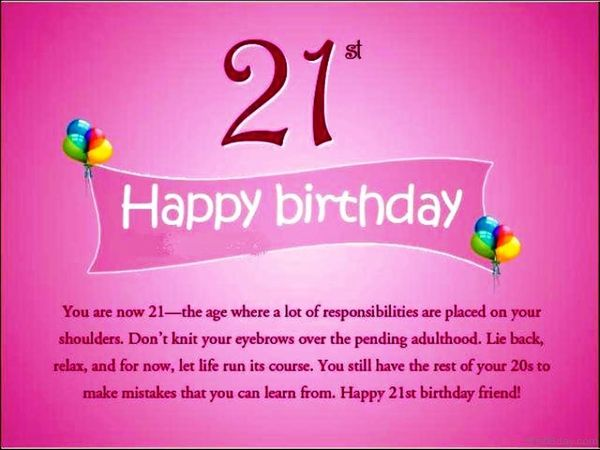 Best Ideas of Happy 21st Birthday Images for Her 4