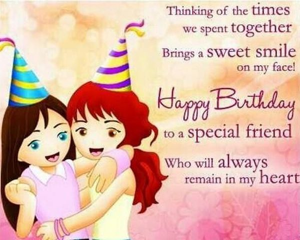 Congratulate Your Friend with Happy Birthday Images for Her 4