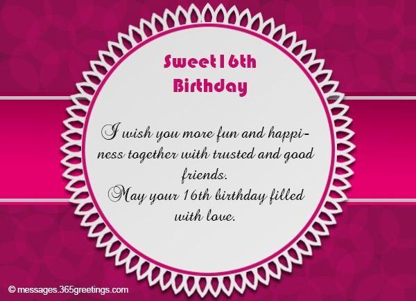 Greatest Happy 16th Birthday Sayings for Nephew
