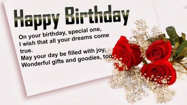 Unusual Happy Birthday Images for Her with Love 2