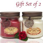 Way Out West Romantic Jar Candles