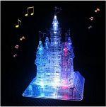 3D Crystal Castle Puzzle