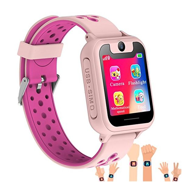 Smart watch: perfect gift for 11 year old girls