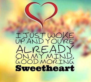Good Morning Quotes For Him And Her