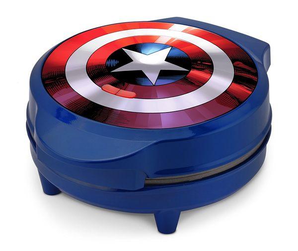 Marvel MVA278 Captain America Waffle Maker