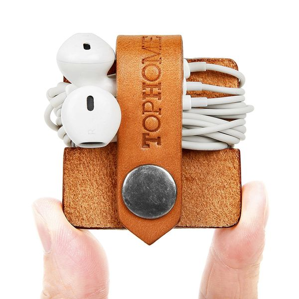 TOPHOME Cord Earbud Organizer