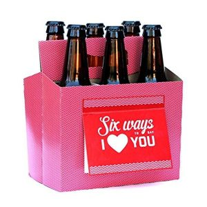 Six Pack Greeting Card Box