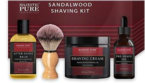 Majestic Pure Shaving Kit