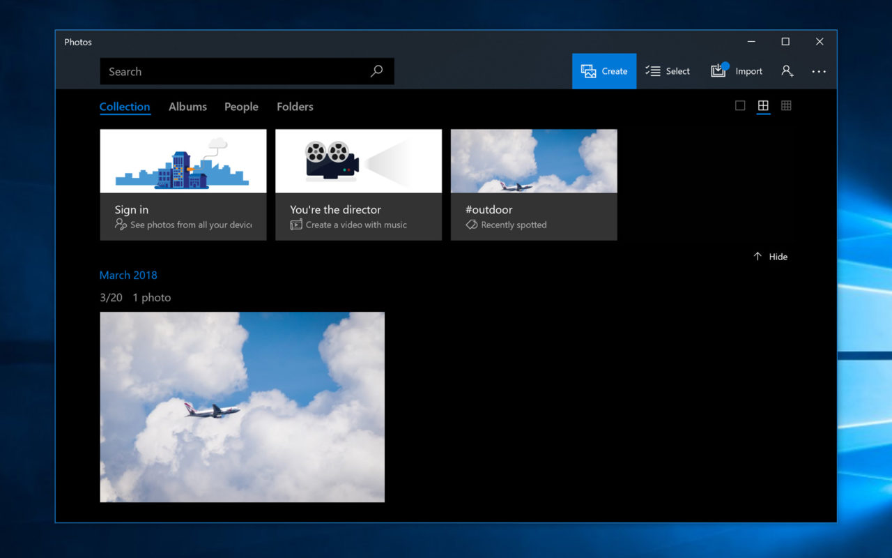 How to Enable Dark Mode in the Windows 10 Photos App