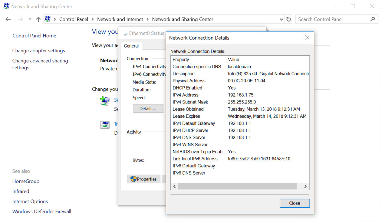 Quick Tip: Find Your Computer's IP Address in Windows