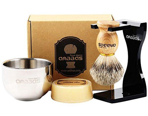 Anbbas shaving set