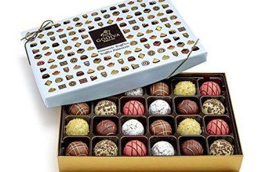 Godiva Patisserie Truffles Gift Box