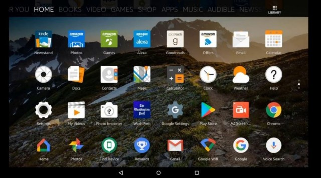how to install google play on fire 7 5th gen tablet