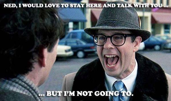Самые смешные цитаты из фильмов всех времен