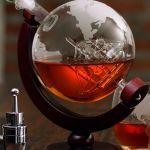 Wine Savant Globe decanter