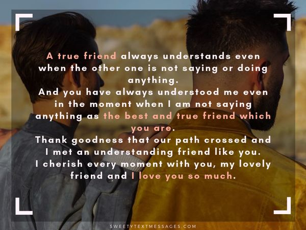 Through Ups And Downs Best Friend Quotes