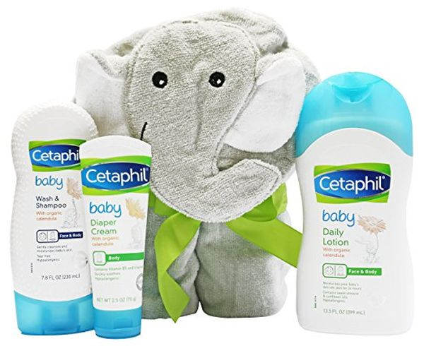 Baby care set thoughtful cheap baby shower gift ideas