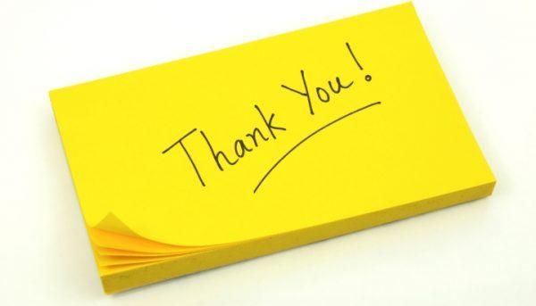 Fantastic best images of thank you letters