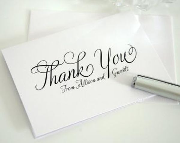 Super Best Images of Thank You Notes