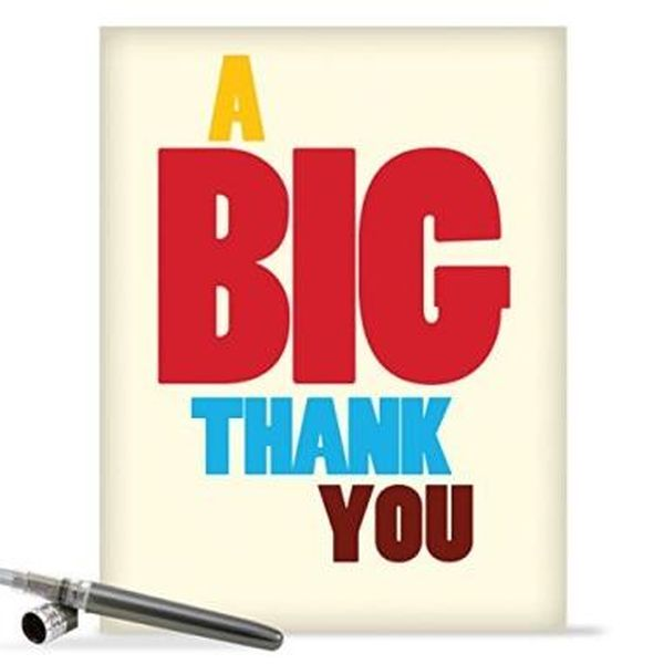 Amazing Bright Pictures for Big Thank You