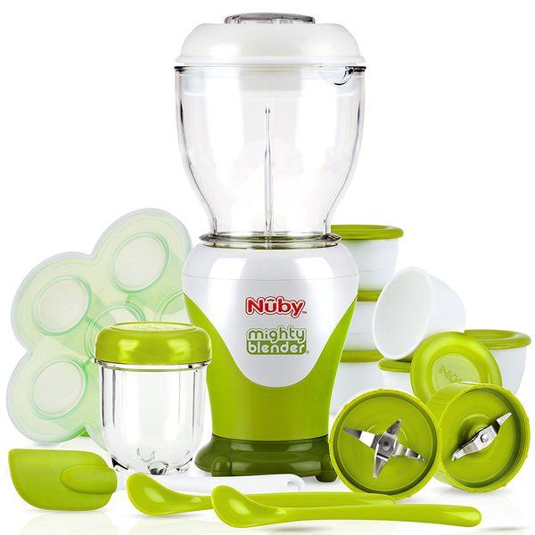 Food Processor a useful baby shower present idea