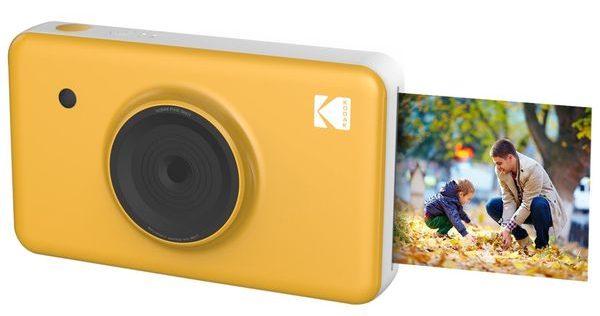 Kodak Mini SHOT Instant Print Camera