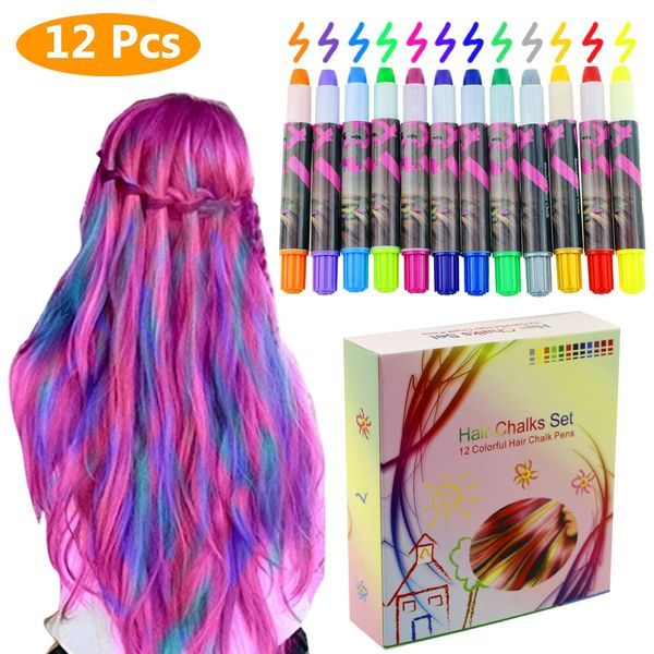 Philonext 12 Hair Chalks