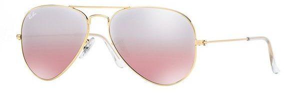 RayBan 3025 Mirrored Sunglasses
