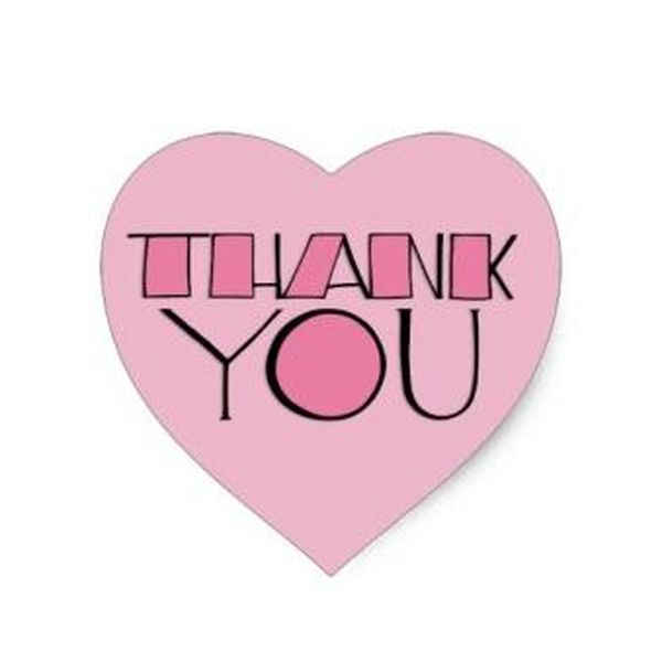 Thank You Pictures from Your Heart
